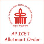 AP ICET Allotment Order 2018 – ICET Allotment Result – apicet.nic.in